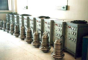 Pilot batch of technological ion sources